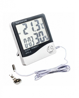 THERMOHIGROMETER & THERMOMETER